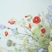 Bouquet Sibylle ou la joie 175 x 115 cm