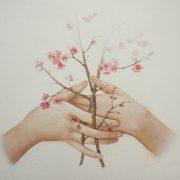 """"""" Branches enlacées """""""